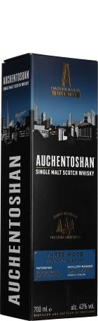 Auchentoshan Three Wood 70cl