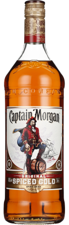 Captain Morgan Spiced Gold 1ltr