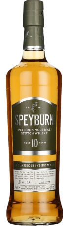 Speyburn 10 years Single Malt 70cl
