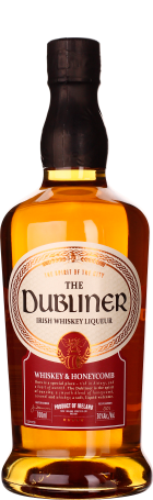 The Dubliner Whiskey Liqueur 70cl