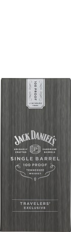 Jack Daniels Single Barrel 100 proof 70cl