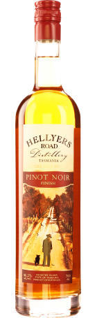 Hellyers Road Pinot Noir Finish Single Malt 70cl