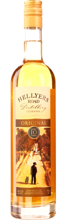 Hellyers Road Original 10 years Single Malt 70cl