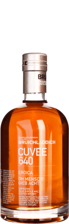 Bruichladdich 21 years Cuvee 640 Eroica 70cl