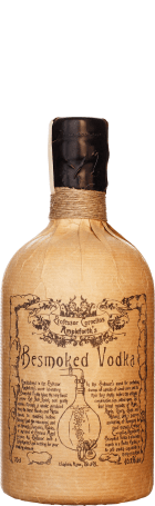 Master of Malt Vodka Besmoked 70cl