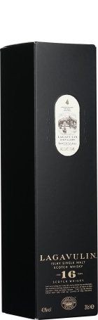 Lagavulin 16 years Single Malt 20cl