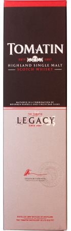 Tomatin Legacy 70cl