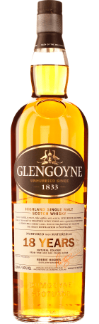 Glengoyne 18 years Single Malt 1ltr