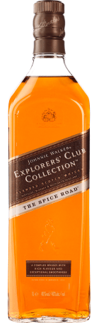 Johnnie Walker The Spice Road Explorer's Club Collection 1ltr
