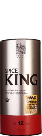 Wemyss Malts Spice King 12 years 70cl