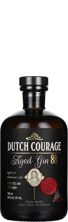 Dutch Courage Aged Dry Gin 70cl