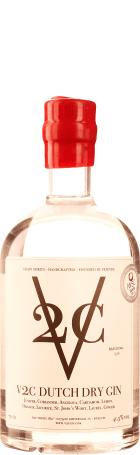 V2C Dutch Dry Gin 70cl