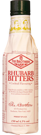 Fee Brothers Rhubarb 15cl