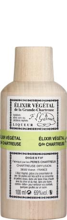 Chartreuse Elixir Vegetal 10cl
