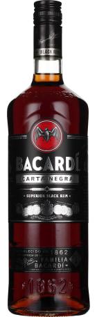 Bacardi Carta Negra 1ltr