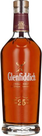Glenfiddich 25 years Rare Oak Single Malt 70cl