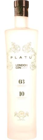 Platu London Dry Gin 70cl