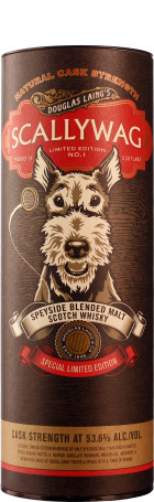 Scallywag Natural Cask Strength Limited No.1 70cl