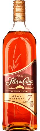 Flor de Cana 7 years Gran Reserva 1ltr