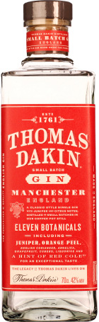 Thomas Dakin Small Batch Gin 70cl