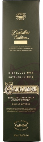 Cragganmore Distillers Edition 2003-2015 70cl
