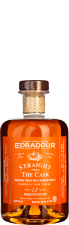 Edradour 13 years Marsala Cask Straight from the Cask 50cl