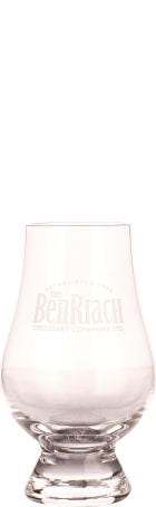 Benriach glas 17cl