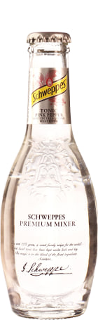 Schweppes Tonic Pink Pepper 24x20c