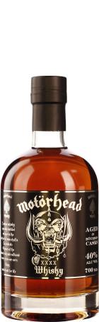 Mackmyra Motörhead Single Malt 70cl