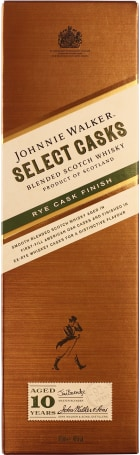 Johnnie Walker 10 years Select Casks Rye Cask Finish 70cl