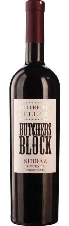 Butchers Block Shiraz 75cl