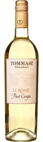 Tommasi Le Rosse Pinot Grigio 75cl
