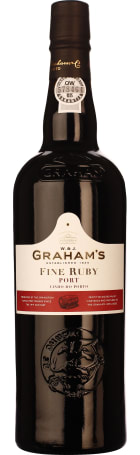 Graham's Port Fine Ruby 75cl