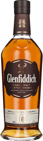 Glenfiddich 18 years Single Malt 70cl