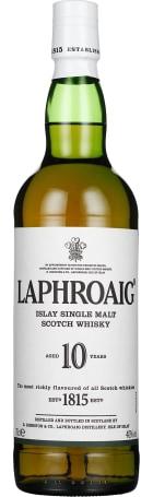 Laphroaig 10 years Single Malt 70cl