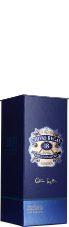 Chivas Regal 18 years Gold Signature 70cl