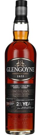 Glengoyne 21 years Single Malt 70cl
