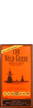 Wild Geese Single Malt 70cl