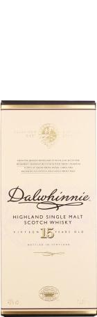 Dalwhinnie 15 years Single Malt 1ltr