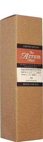 Arran Cream Sherry Cask from Gonzalez Byass Limited Edition 70cl