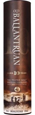 Old Ballantruan 10 years 70cl