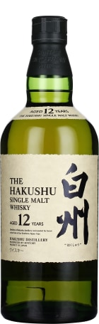 The Hakushu 12 years 70cl