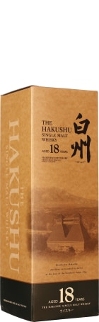The Hakushu 18 years 70cl
