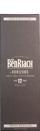 Benriach 12 years Horizons Triple Distilled 70cl