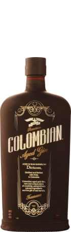 Dictador Colombian Dark Aged Gin 70cl