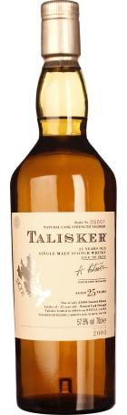Talisker 25 years Single Malt 2004 70cl