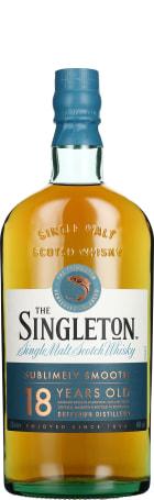 Singleton of Dufftown 18 years Single Malt 70cl