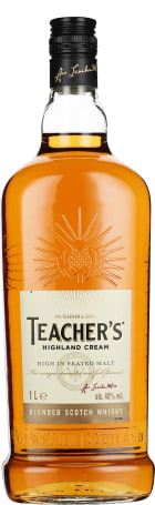 Teacher's Whisky 1ltr
