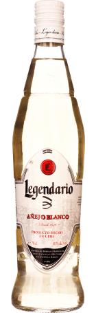 Legendario Anejo Blanco 70cl