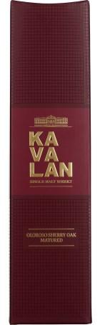 Kavalan ex-Sherry Oak Cask 70cl
